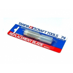 Дополнительные лезвия 30 шт. (74074) для Дизайнерского ножа арт. 74020