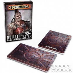NECROMUNDA: GOLIATH GANG TACTICS CARD (300-06)