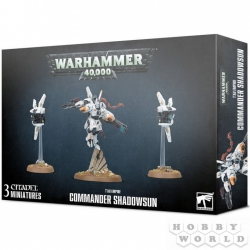 T'AU EMPIRE: COMMANDER SHADOWSUN (56-29)