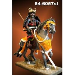 Horse samurai