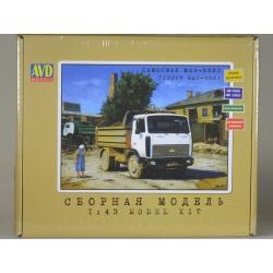 1/43 MAZ-5551 tipper truck, late (1167KIT)