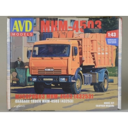 1/43 Garbage truck MKM-4503 (43253) 1273AVD