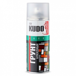 Primer KUDO gray universal alkyd, 520ml (KU2001)