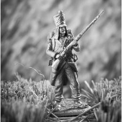 Shooter of the 1st regiment of light infantry, 1809 (724)