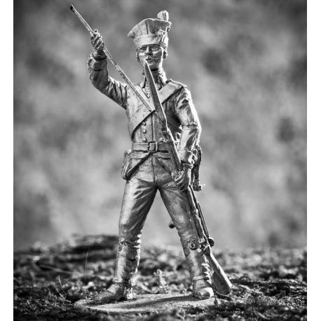Grenadier of battalions of the Black Sea Grenadier Corps, 1795-1797 (738)