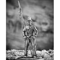Bashkir officer, 1812-14 (742)