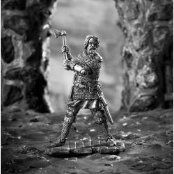Клаус Штертебекер,пират, прототип Робин Гуда, 1400 г. (734)