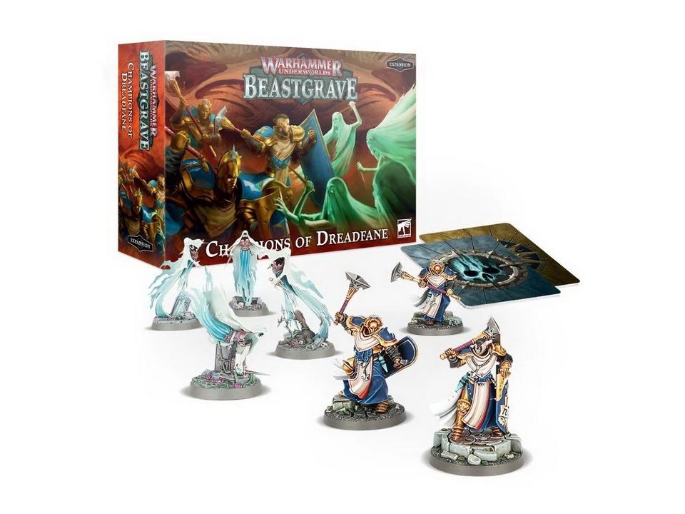 Warhammer Underworlds Beastgrave Arena Mortis 110-92