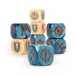 "WHU: HROTHGORNS MANTRAPPERS DICE SET ""Охотники Хротгорна - кубики"" (110-101)"