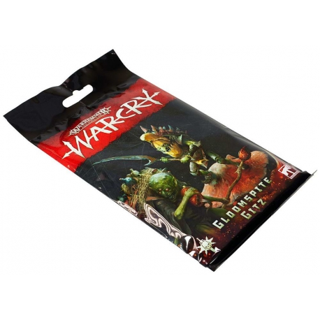 WARCRY: GLOOMSPITE GITZ CARDS (111-14)