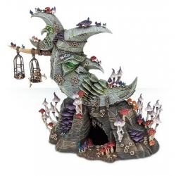 "GLOOMSPITE GITZ: BAD MOON LOONSHRINE ""Храм скверной луны"" (89-36)"