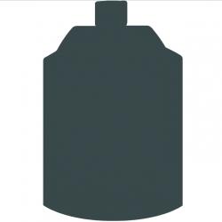 Спрей-грунтовка Стандартный Серый Меканикус (Mechanicus Standart Grey Spray) 62-26