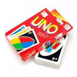 Cards for the board game UNO (cardboard) 240267