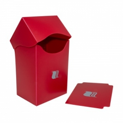 Plastic box Blackfire - Red (80+ cards) BDH_V8005
