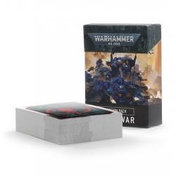 "Warhammer 40,000: Open War Mission Pack (ENGLISH)) ""Карточки Миссий ""Открытая война. 9 редакция (англ.)"" 40-20"