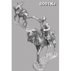 Horse Cossack, 17th century (6001kz)