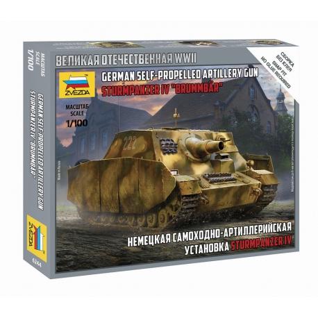 German medium tank PZ.KPFW.IV AUSF.H (6240)
