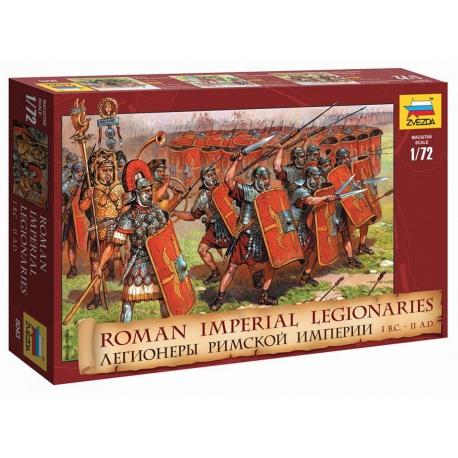 Legionnaires of the Roman Empire 1st century BC-II century AD (8043)