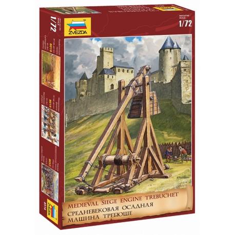 Medieval Siege Engine Trebuchet (8516)