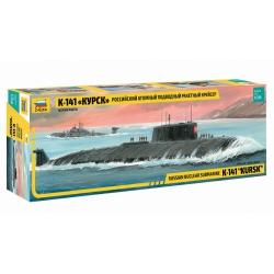 """""""Kursk"""" Nuclear Submarine (9007)"""