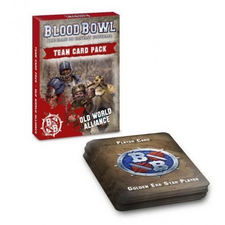 BB: OLD WORLD ALLIANCE TEAM CARD PACK (200-87)