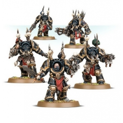 CHAOS SPACE MARINE TERMINATORS (43-19)