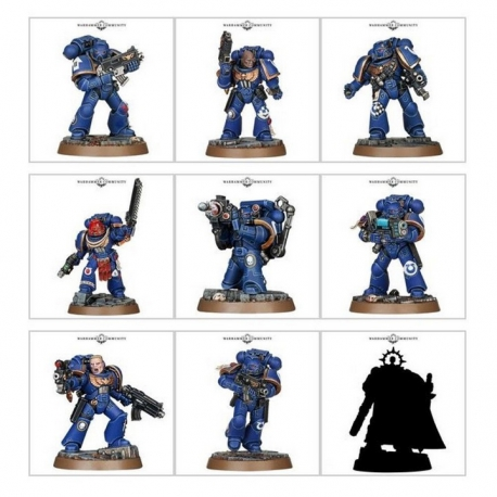 SPACE MARINE HEROES (REST OF THE WORLD) SMH-01-60