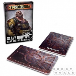 NECROMUNDA: SLAVE OGRYN TACTICS CARDS (300-54)