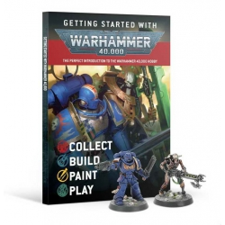 GETTING STARTED WITH WARHAMMER 40K (ENG) (40-06)