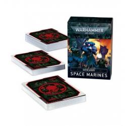 "DATACARDS: SPACE MARINES (ENGLISH) ""Датакарты Космического Десанта"" (48-02)"