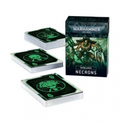 DATACARDS: NECRONS (9th ed.) (49-03)