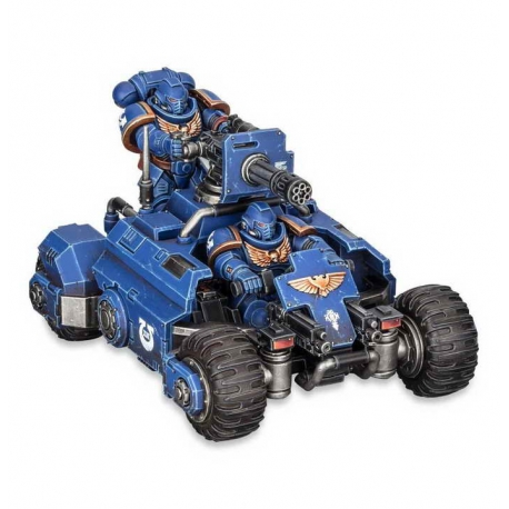 SPACE MARINES PRIMARIS INVADER ATV (48-50)