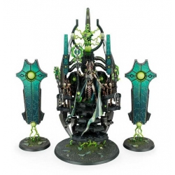 NECRONS: SZAREKH THE SILENT KING (49-26)