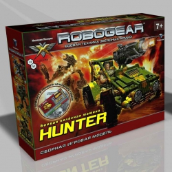 TX.Robogear: HUNTER (00271)