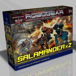 "Набор TX.Robogear: SALAMANDER X 2"" (Саламандер - две модели) 00568"