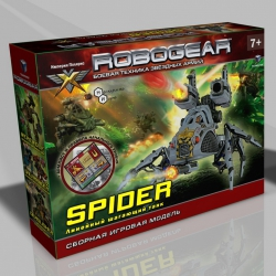 Набор TX.Robogear: SPIDER (Спайдер) 00188