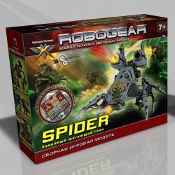TX.Robogear: SPIDER (00188)
