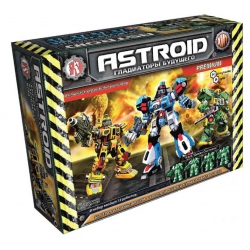 """ТХ.Игровой набор """"ASTROID. Premium"""" (большой набор) 3596"""