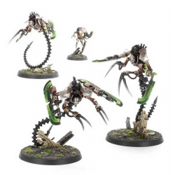 NECRONS OPHYDIAN DESTROYERS (49-32)