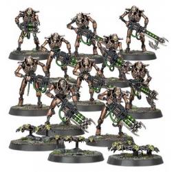 Necron Warriors (Некроны-воины) 49-06