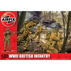 Британская пехота второй мировой войны