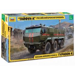 Russian armored vehicle Typhoon-K (3701)
