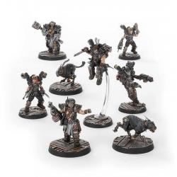 "Necromunda: Orlock Arms Masters and Wreckers ""Мастера Оружия и Вредители Орлоков"" (300-70)"
