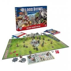 """Blood Bowl: Second Season Edition """"Кровавый Футбол: Стартовый набор Второго издания"""" (200-01)"""