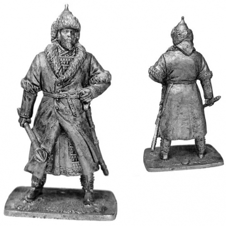 Mongol noble, 13th century (Horde-03)