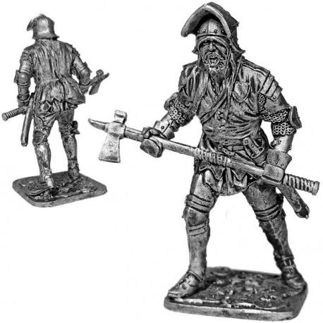 Западноевропейски пеший воин, 15 век (M287)