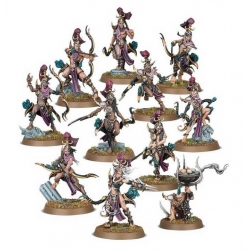 AoS: Hedonites of Slaanesh Blissbarb Archers (83-83)