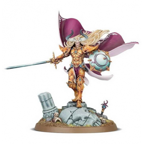 AoS: Hedonites of Slaanesh Sigvald, Prince of Slaanesh (83-84)