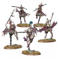 AoS: Hedonites of Slaanesh Slickblade Seekers (83-86)