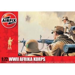 WW2 Африканский корпус 1:72